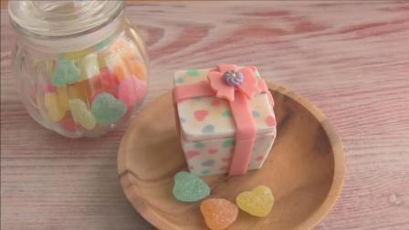 【喵博搬运】【食用系列】用饼干和巧克力做一个梦幻礼物盒吧!