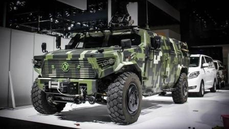 车长5米9的中国最强硬派越野SUV, 售价88万, 比肩奔驰乌尼莫克