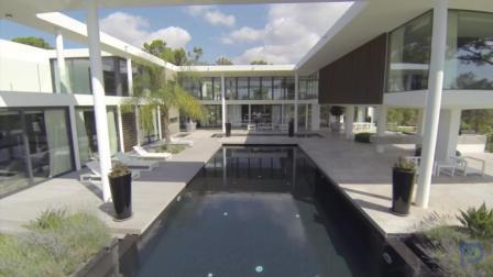 外国豪宅欣赏, 一个真正的超级豪宅, 将奢华风格演绎到了极致