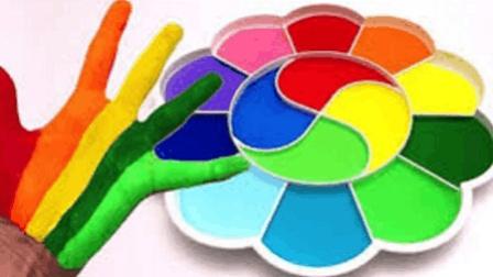 六色魔力沙黏土DIY 针筒彩泥玩具切切看