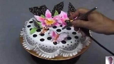 21世纪创意蛋糕制作-裱花大师陈世峰_06