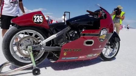 荣耀属于印第安 世上最快的印第安摩托 印第安Munro