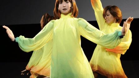 日本大阪登美丘高校舞蹈部最新演出, 男人看了直流鼻血