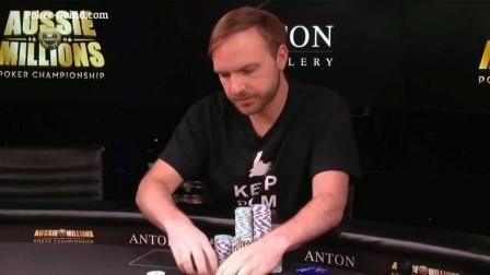世界扑克大赛决赛桌FT08
