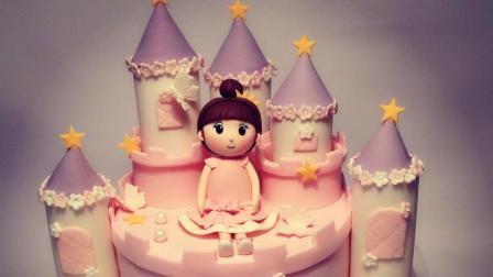 你吃过翻糖蛋糕吗? ~这到底是蛋糕呐, 还是橡皮泥~二哈式傻眼! ~太美太萌啦!