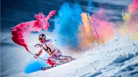 POP SKI 波普滑雪课堂02入门   上雪场前你该学会如何正确发力