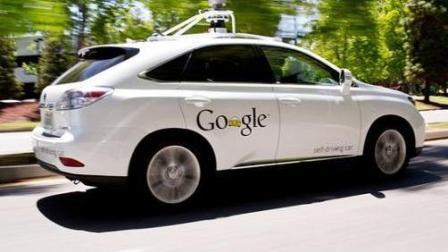 谷歌无人驾驶汽车, 正式发车上街拉活儿, 百度投资200亿还没动静, 这可咋整