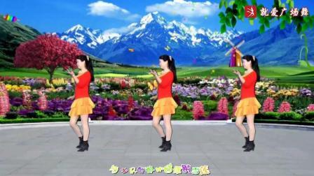 做你的雪莲广场舞卢清秀广场舞