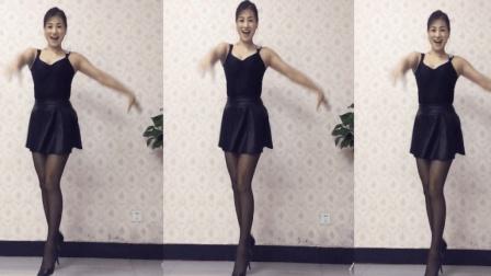 简单基础鬼步舞《拽美眉》青青世界广场舞