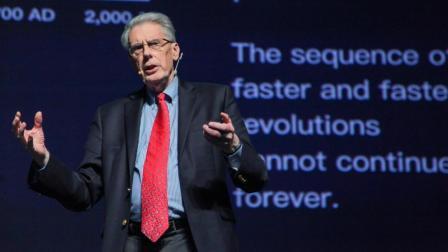 几十亿人将沦为技术革命的牺牲品 | 造就Talk·约翰·霍普克罗夫特#认真一夏#