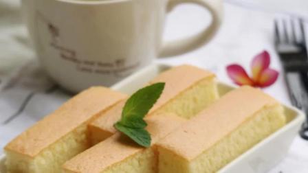 【深夜放毒系列】日式棉花蛋糕 - 綿軟海綿蛋糕, 比戚風蛋糕更加軟綿