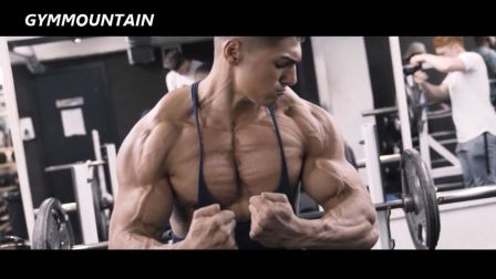 【中字】Andrei Deiu练成大胸肌4种训练 阿诺德之路 - Ep 4