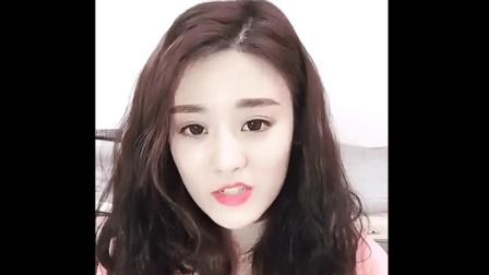 """网红性感美女""""挑战""""张碧晨, 一首神曲《凉"""