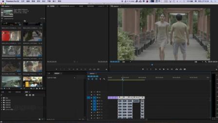 【达芬奇调色教程】课时3.2 · 剪辑软件中对素材的剪辑(2)