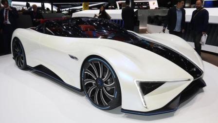 国产也能量产超牛跑车, 泰克鲁斯·腾风至仁外观太拉风!