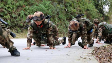 特种兵的体能训练, 有什么内容?