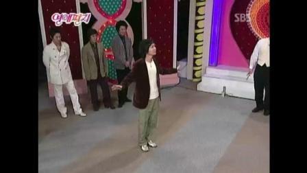 《情书》申正焕绝对是鸡鸡舞王者, 主持人表演太搞笑了