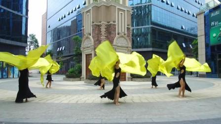 星动健身舞蹈学院 肚皮舞成品舞展示 金翅舞《古老遗迹》宜昌肚皮舞培训