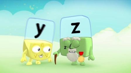 自然拼读-积木英语-Alphablocks - Word Magic _Z-A-P_ (Orange Level Step 7)
