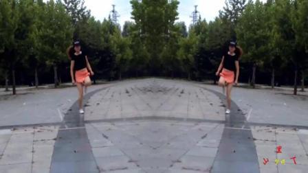 梦娟双人鬼步舞《女人没有错》