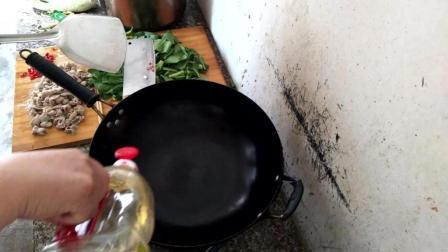 炒青菜的做法教程视频 炒青菜不出汤的窍门