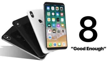 iPhone 8已出货800万台