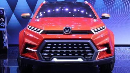 国产皮卡车企也来造SUV, 哈弗设计狮操刀让哈弗H6压力山大