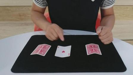 这样的纯手法魔术我看了100遍也看不出破绽, 揭秘后真简单
