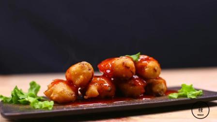 教你如何用苹果+里脊肉做一道小孩子喜欢吃的菜?