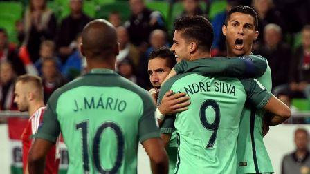 世预赛-C罗助攻席尔瓦绝杀 葡萄牙1-0胜7连胜追榜首