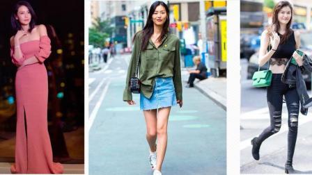 高圆圆何穗刘雯, 女星最新街拍穿搭你更喜欢谁