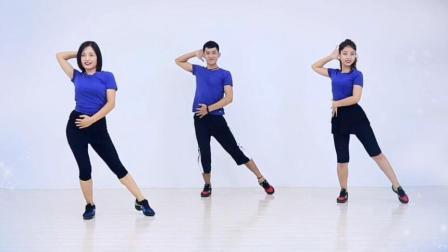 糖豆广场舞课堂 第二季 流行健身操教程 糖豆广场舞知名老师正面示范一看就会