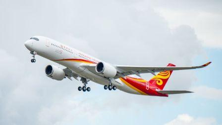 香港航空成为A350XWB新用户