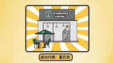 人生资本论 第一季 想靠开咖啡店赚大钱,你该学星巴克还是漫咖啡?