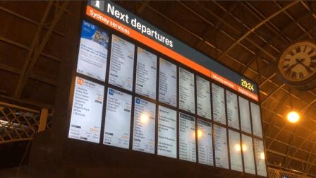 悉尼中央火車站(20170904)