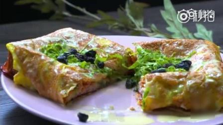 【吐司金砖】传说中丹麦的终极早餐~在家自己做一个吐司金砖, 整个人都满足啦~ 