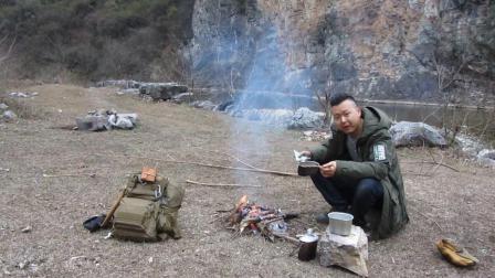 弓式钻木取火, 野外生存技能体验