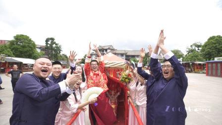 ZooM出品·170531楚雄中式婚礼MV
