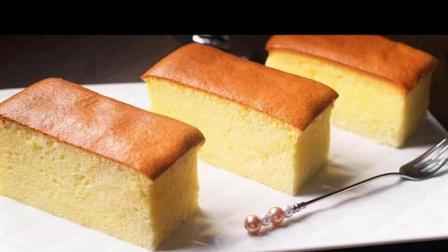 奶油蜂蜜蛋糕做法, 软绵可口
