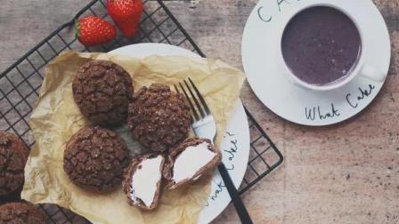 英式酥皮巧克力奶油泡芙塔--- 殿堂级甜点