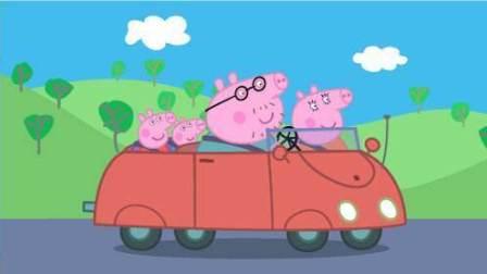 粉红猪小妹与美羊羊一起学习制作冰淇淋,樱桃小丸子