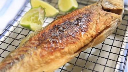 香煎小魚, 教您怎么煎出焦焦脆脆的表皮, 美味极了