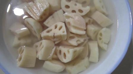 煲莲藕如何做到又粉又好吃? 只需简单单这一步, 煲出来又粉又好吃