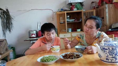 江西省上饶市信州区北门街道特产美食大胃王农村吃播视频
