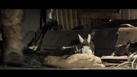 马里奥疯狂兔子-搞笑广告之2-不是所有兔子都能掩护你