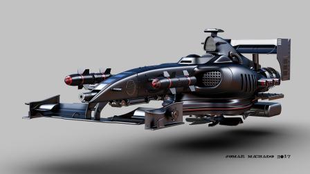 [CG 设计] 真实的战争机器