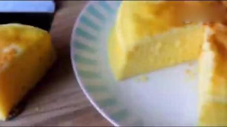 无油低脂酸奶蛋糕, 想减肉又想吃甜品的吃货们还在等啥