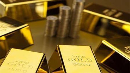 黄金用洪荒之力上涨, 已脱离基本面, 小心被黄金砸着!
