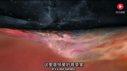 哈勃望远镜究竟能看多远? 带你看看超清4K珍贵太空影像
