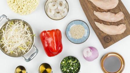 饭米了没 60秒学会一道美食《日式炒面》